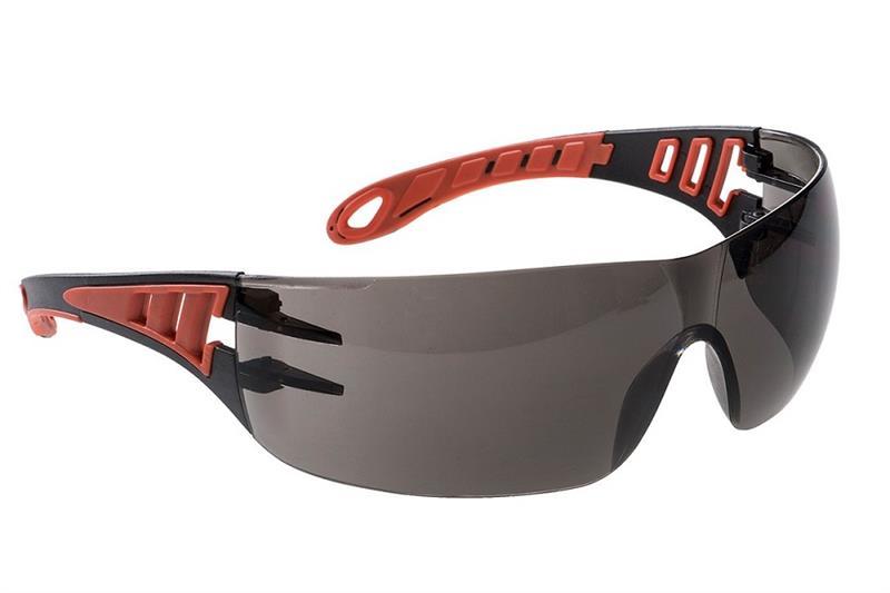 PS12 ochranné brýle - kouřové