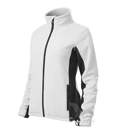 dámská fleece mikina 528 Frosty bílá
