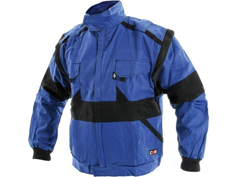 pracovní oděvy-blůza Lux modro-černá-Canis