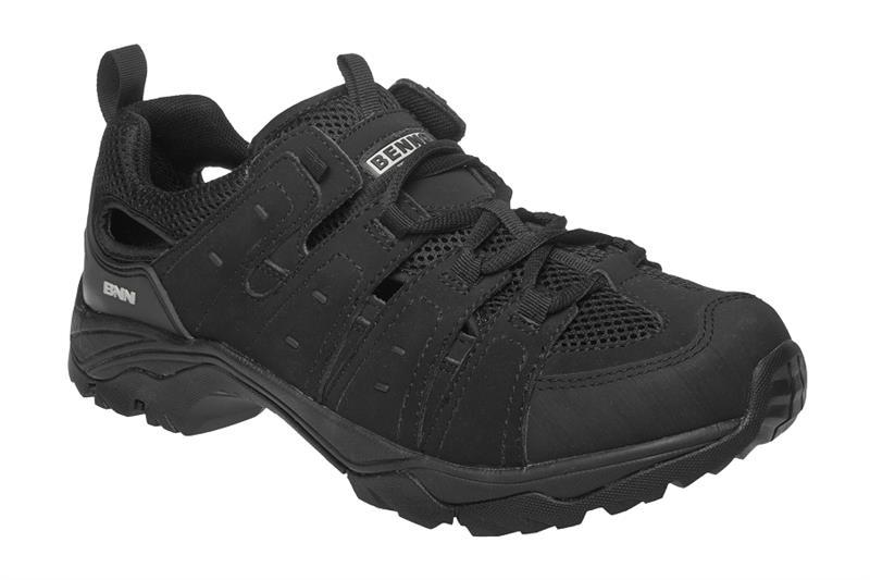 BNN AMIGO O1 Black pracovní sandál