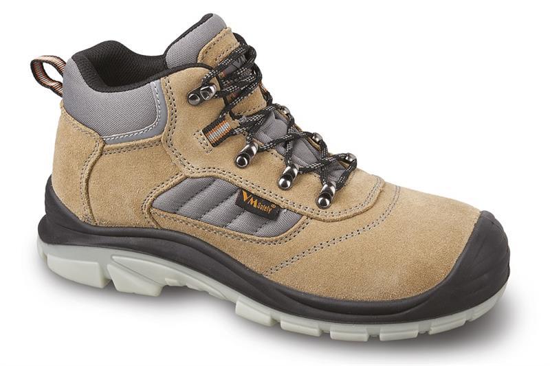 VM LISABON 2660-S1 pracovní kotníková obuv
