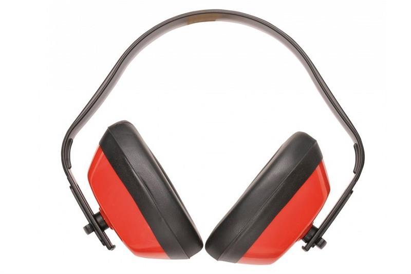 Portwest PW40 mušlové chrániče sluchu SNR 28dB