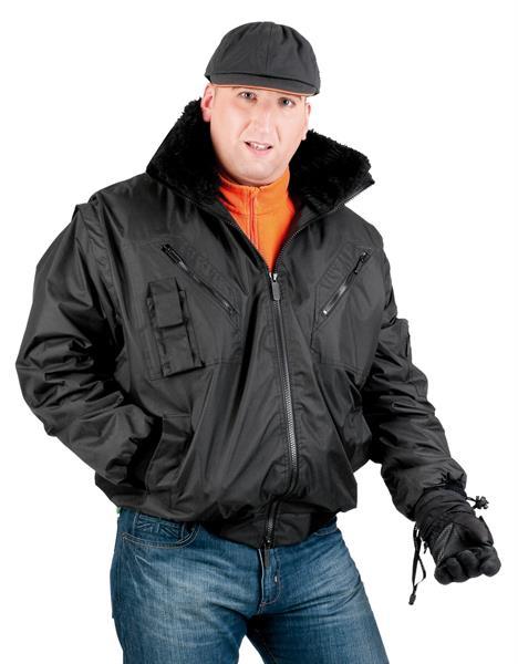 Pilot - zimní pracovní bunda