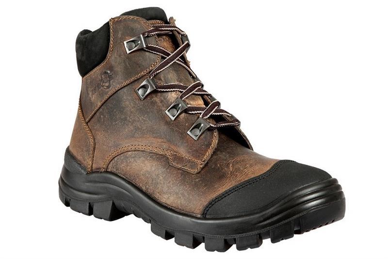 FARM-B kotníková pracovní obuv