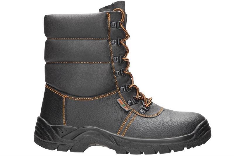 FIRWIN LB S3 zimní poloholeňová obuv s ocelovou špicí a planžetou