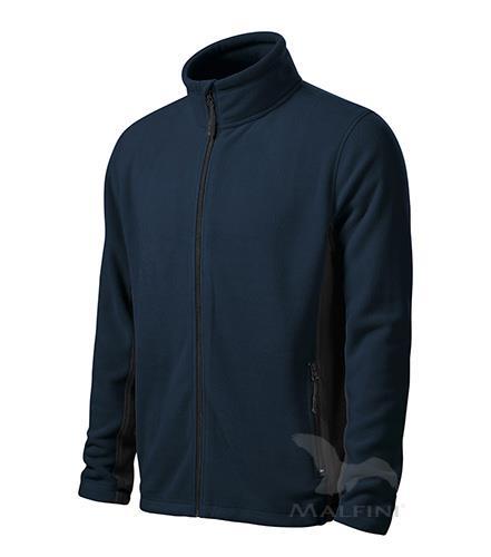 pánská fleece mikina 527 Frosty tm. modrá