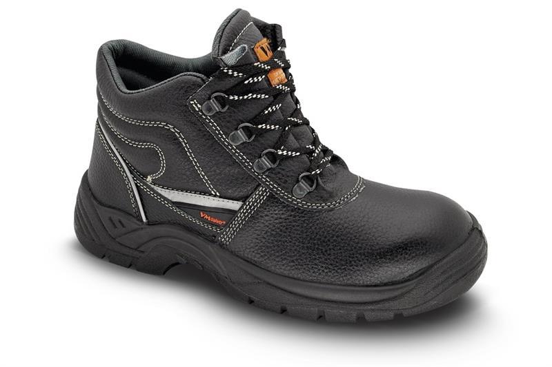 VM BRUSEL 2880-S3 bezpečnostní kotníková obuv
