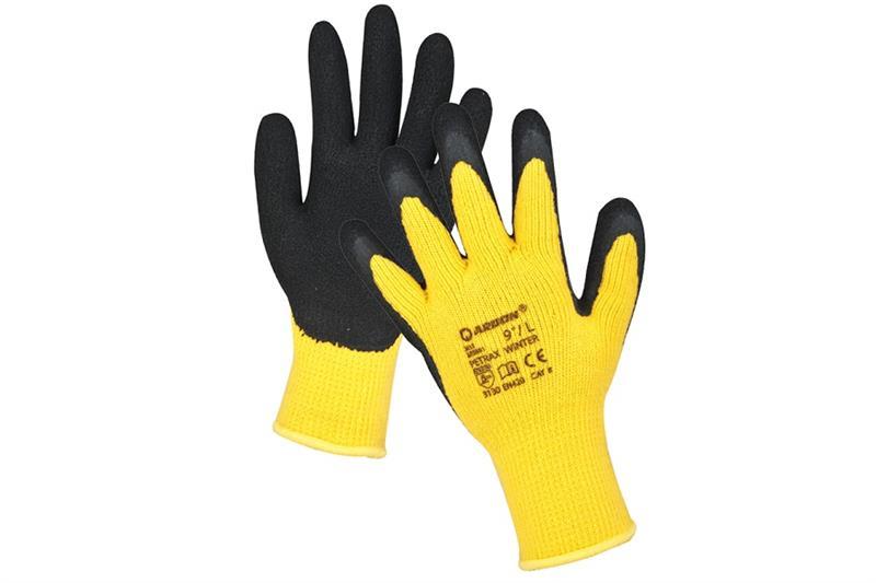 PETRAX WINTER zimní pracovní rukavice