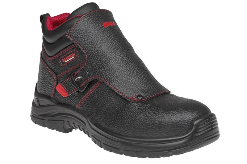 BNN WELDER S3 High bezpečnostní obuv pro svářeče